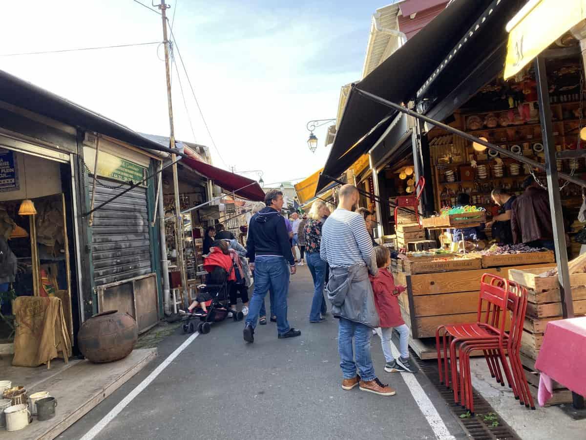 market at marais