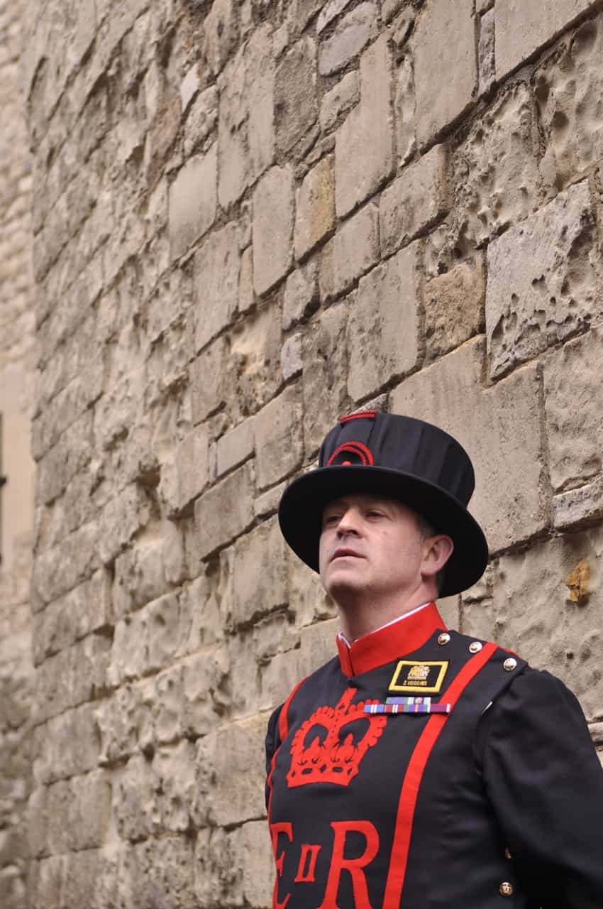 Beefeater in London