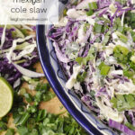 bowl of mexican cabbage
